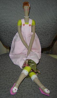tilda doll pattern books | Tilda Garden Angel by linpiration | Sewing Ideas