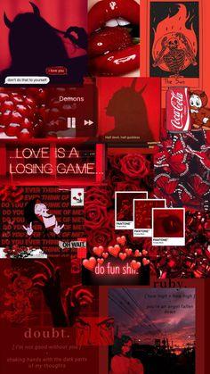 Dark Red Wallpaper, Bad Girl Wallpaper, Iphone Wallpaper Images, Glitch Wallpaper, Purple Wallpaper Iphone, Aesthetic Desktop Wallpaper, Iphone Background Wallpaper, Retro Wallpaper, Galaxy Wallpaper