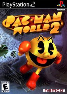 Pac-Man World 2 (Sony PlayStation 2, 2002)