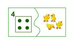 4 Math Centers, Farm Animals, Kindergarten, Puzzle, Preschool, Templates, Teaching, Educational Games, Activities
