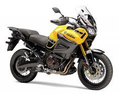 Yamaha Super Ténéré 60º Aniversario