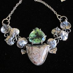 Hey, I found this really awesome Etsy listing at https://www.etsy.com/listing/224980840/sterling-silver-brutalist-green-amethyst