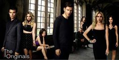 The Originals. A show made from the vampire diaries, focuses on the original vampires. Vampire Diaries The Originals, Vampire Diaries Spin Off, Originals Season 1, The Originals Tv Show, Originals Cast, Hart Of Dixie, Series Movies, Tv Series, Beast