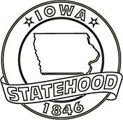 Iowa Flag Coloring Page Beautiful The Best Free Proven Coloring