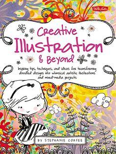 Creative Illustration & Beyond: Amazon.de: Stephanie Corfee: Fremdsprachige Bücher