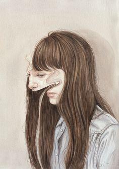 Surreal Portraits by Henrietta Harris