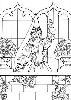 Princess Leonora malvorlagen