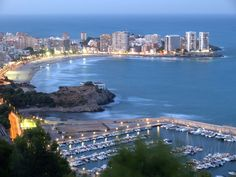 Castellon de la Plana, Spain. Visited a friend while she was studying there