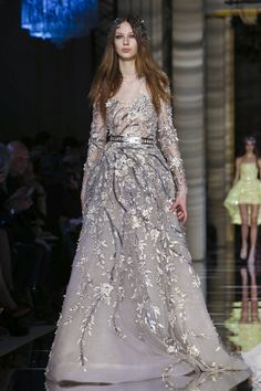 Zuhair Murad Couture Spring Summer 2016 Paris