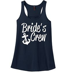 Comical Shirt Ladies Bride's Crew Cute Anchor Bridesmaids... https://www.amazon.com/dp/B01N9VOZQ4/ref=cm_sw_r_pi_dp_x_Umd1ybPHEC4V7