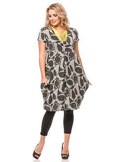 Plus Size Dresses Online | Dresses - Plus Size, Large Size Dresses for Australian Women - SILHOUETTE DRESS - TS14