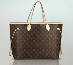 Louis Vuitton Neverfull GM  holds everything I need...diapers, wallet, makeup and toys!