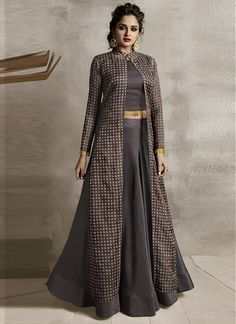Gown Party Wear, Party Wear Indian Dresses, Designer Party Wear Dresses, Indian Gowns Dresses, Kurti Designs Party Wear, Dress Indian Style, Indian Fashion Dresses, Indian Designer Outfits, Indian Outfits