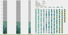 12 around bead crochet rope pattern Spiral Crochet, Bead Crochet Rope, Beaded Crochet, Bead Crochet Patterns, Beading Patterns, Beading Projects, Beading Tutorials, Brick Stitch, Crochet Accessories