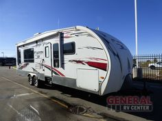 Used 2010 Keystone RV Fuzion 290 Toy Hauler Travel Trailer at General RV | Draper, UT | #133312