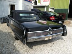 1968 Imperial Convertible.  Gimme.