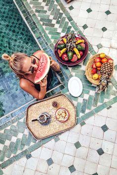 Marrakech travel guide | Le Riad Yasmine, Marrakech | #ohhcouture #leoniehanne