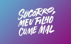 Globosat GNT Channel Lettering on Typography Served