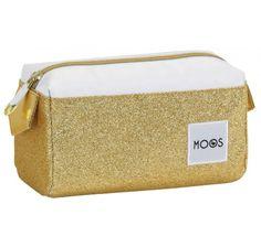 Neceser mediano MOOS Gold