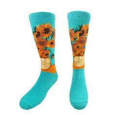 Sunflower Socks - Detroit Institute of Arts Museum Shop