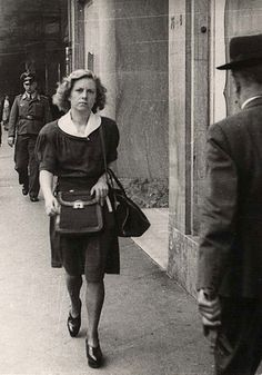 Andrée Geulen. Belgium. The Belgian teacher who became the rescuer of hundreds of children ~ Link for her story of bravery.