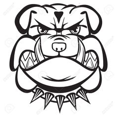 235 Best Bulldog Clipart Images In 2019 English Bulldogs British