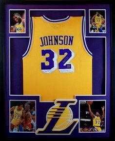 Sports Photo Plaque Sports Mem, Cards & Fan Shop Magic Johnson Reliable Performance