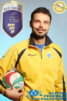 Volley Fiumicino: Marco Funghi confermato alla guida della Terza Divisione femminile.
