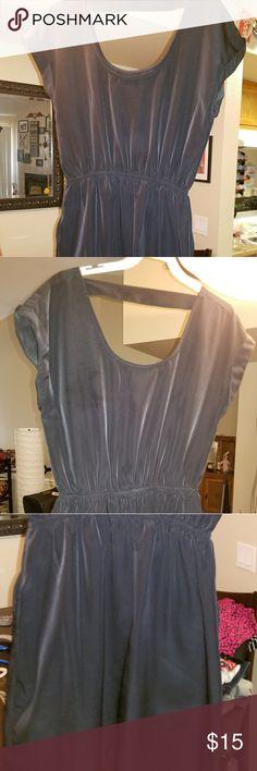 Dress A girls black dress, light weight dress up or down Candie's Dresses Midi