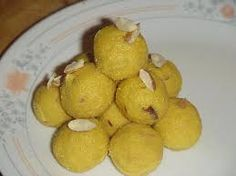 Laddu recipe - popular Indian sweets