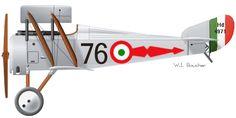 Hanriot H.D.1 - 1916                                                                                                                                                      Más