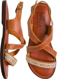 Perfect summer sandal. http://www.swell.com/New-Arrivals-Womens/SBICCA-AUCKLAND-SANDAL?cs=TA