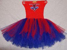 Spiderman Tutu Dress by 2cute2pretty on Etsy, $45.00