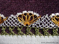 Turkish #oya #needlelace