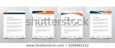Find Letterhead Template Set stock images in HD and millions of other royalty-free stock photos, illustrations and vectors in the Shutterstock collection. Letterhead Design, Letterhead Template, New Pictures, Land Scape, Royalty Free Photos, Templates, Letterhead, Stencils, Vorlage