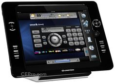Crestron iPanel controller for iPad does twice as much for half the price