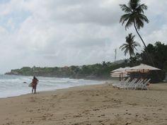 Playa Corrales (Higuerote, Venezuela)