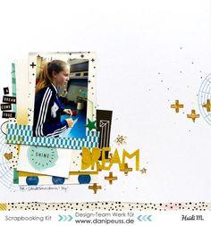 Layout mit dem #dpJanuarkit16 von Heidi Masthoff für www.danipeuss.de