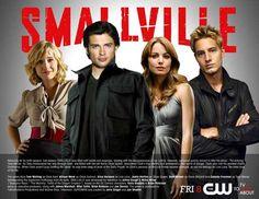 Smallville 11x14 TV Poster (2001)