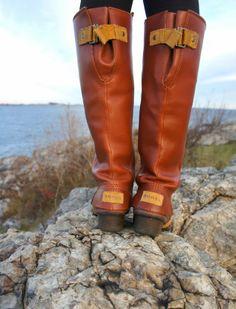 @SOREL Slimpack Riding Boots
