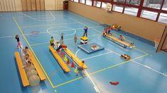 Idées d'ateliers collaboratifs en salle de gym - nicole ni papier #educacion