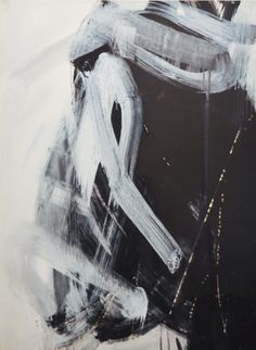 Cleve Gray - Explorer #4 - abstract painting