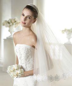 Atlanta wedding dress from the Fashion 2015 - St Patrick collection | St. Patrick