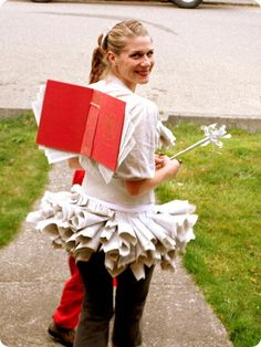 Book Fairy & other costumes for females