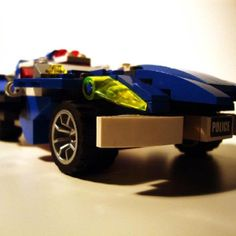 7 Lego Police Car, Toys, Activity Toys, Clearance Toys, Gaming, Games, Toy, Beanie Boos