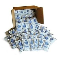 Datrex Emergency Water Packet - Case of 64 $28.99