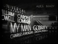 Cinematographic typography