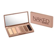 Urban Decay is releasing an all-matte companion palette to its wildly popular Naked and Naked2 palettes!