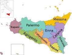 Il giro d'Italia con le regioni: la Sicilia   #TuscanyAgriturismoGiratola