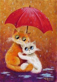 Кошачья семья-2.jpg (621×896)
